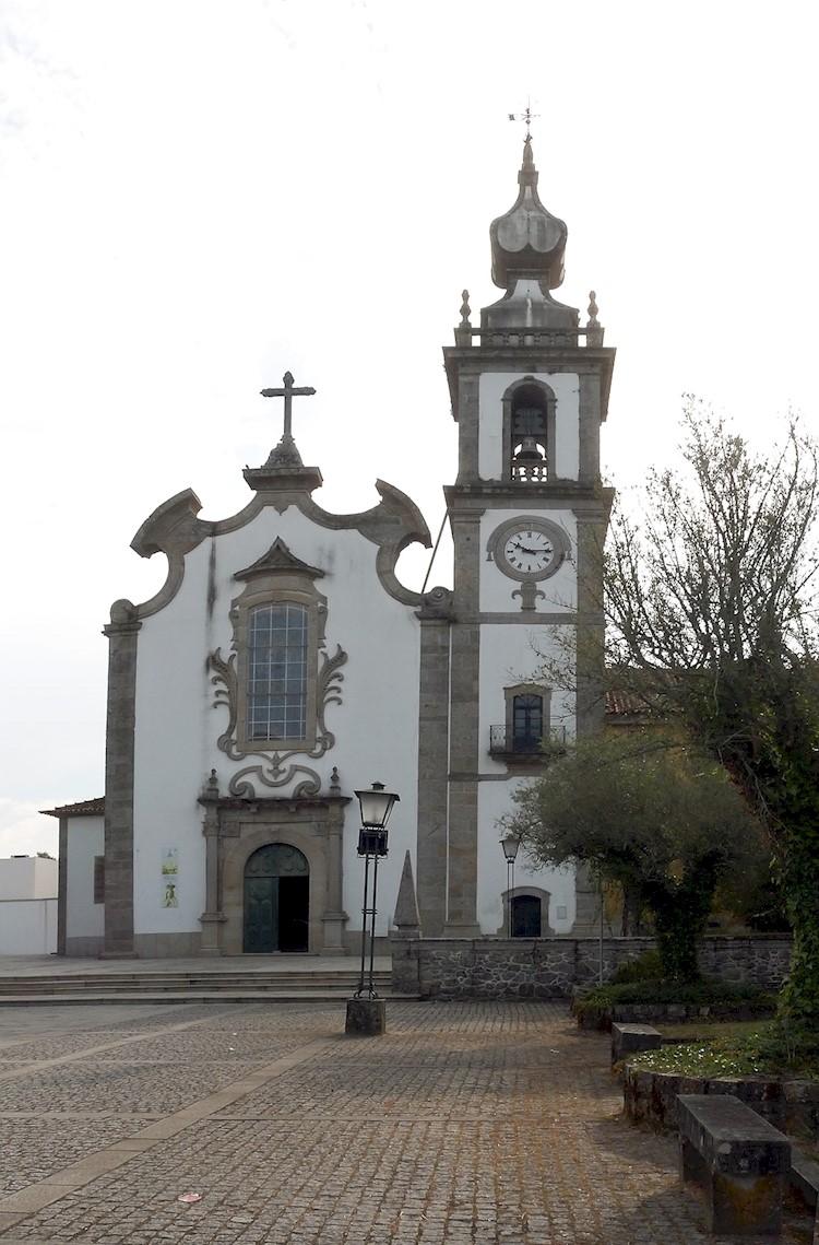 Monastery of Refoios do Lima Surroundings