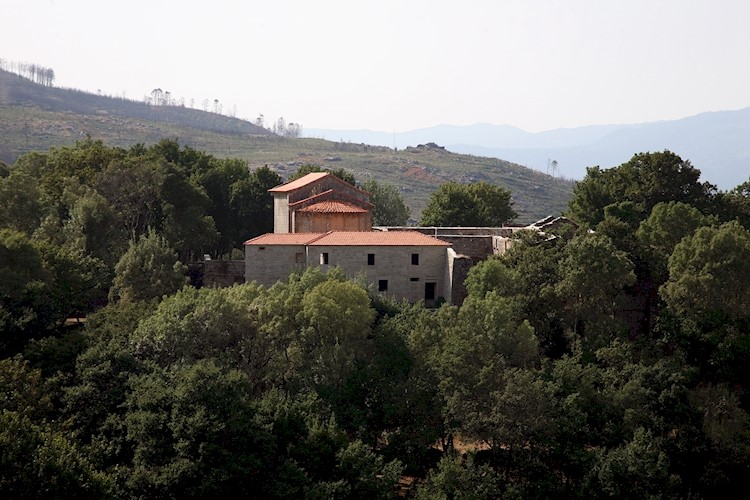 Monastery of Sanfins de Friestas Surroundings