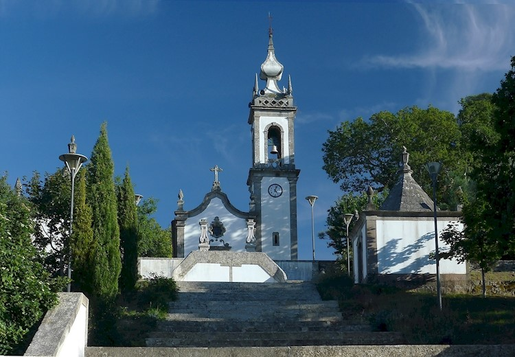 Sanctuary of Bom Jesus do Calvário